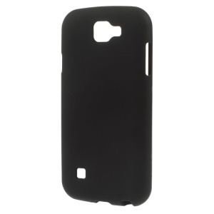 Double-sided Frosted TPU Case for LG K3 (3G) - Black
