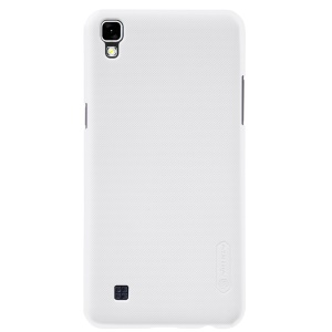 NILLKIN Super Frosted Shield Hard Cover for LG X Power K220 - White
