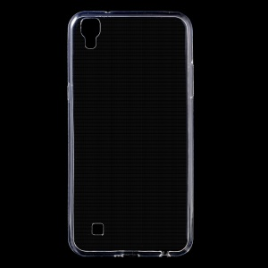 Ultra Thin Clear TPU Mobile Phone Cover for LG X Power K220 K220DS