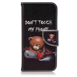 Bear and Do Not Touch My Phone