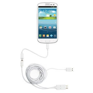 MOCREO Micro USB MHL to HDMI Adapter Cable for Samsung Xiaomi HTC