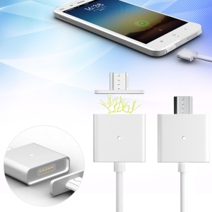 1M Magnetic Micro USB Charging Cable Cord for Samsung LG Sony Huawei Xiaomi Etc.