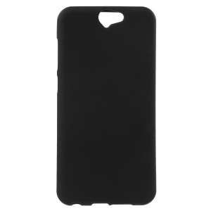 Double-sided Frosted TPU Case for HTC One A9 - Black