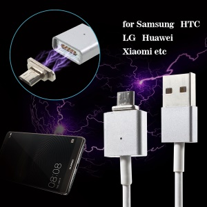 1m Magnetic Micro USB Charging Cable for Samsung HTC LG Huawei Xiaomi etc