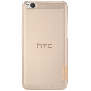NILLKIN Nature TPU Case 0.6mm Thin Cover for HTC One X9 - Brown