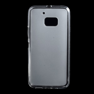 Double-sided Matte TPU Phone Cover for HTC 10 - Transparent