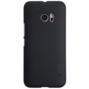 NILLKIN Super Frosted Shield Hard Case for HTC 10 / 10 Lifestyle + Screen Protector - Black