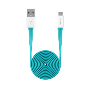 OEM HUAWEI AP50 1.5m Charge Sync Micro USB Cable for Huawei P9 Lite/P8 - Blue