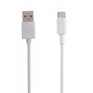 OEM ASUS 1m Type-C Round Data Charging Cable for Asus LG Sony etc - White