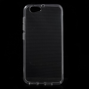 Clear Glossy Gel TPU Cell Phone Case Cover for HTC One A9s