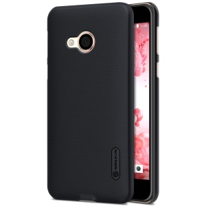 NILLKIN Super Frosted Shield Hard Plastic Case for HTC U Play - Black