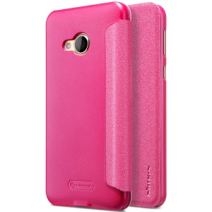 NILLKIN Sparkle Series Folio Leather Phone Case for HTC U Play - Rose