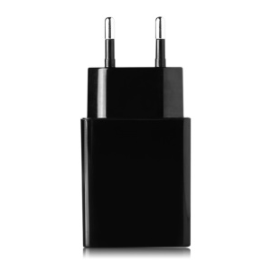 NILLKIN EU Plug 5V 2A Top Speed Charge AC Adapter for iPad iPhone Smartphone Table MP3, etc - Black
