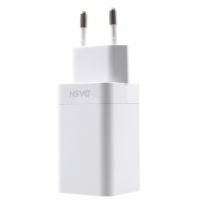 HK0504 5V 4A Travel Wall Charger for OnePlus 5 - EU Plug