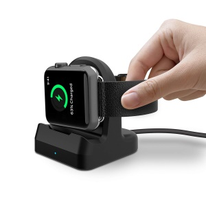 USB Charging Stand Dock Station for Apple Watch Series 3 / 2 / 1