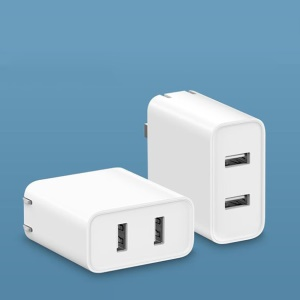 XIAOMI 36W Quick Wall Charger / Dual USB / QC3.0 / US Plug for Xiaomi iPhone Samsung etc Smartphones and Tablets