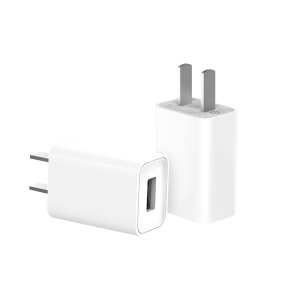 XIAOMI MDY-08-EF 10W Portable Single USB Wall Charger Adapter - US Plug