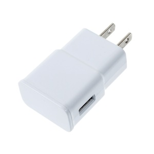 2A Wall Charger Adapter for iPhone Samsung etc - US Plug