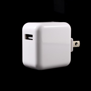 5V 2.4A Travel Adapter Wall Charger for iPhone Samsung Sony etc - US Plug