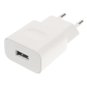 OEM 5V 1A Portable USB Travel Wall Charger for Huawei Ascend P8 - EU Plug