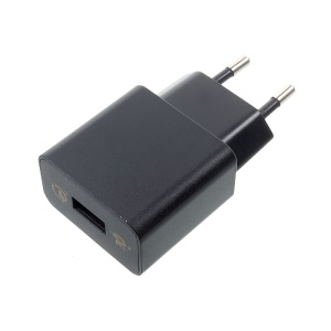 OEM SONY UCH12 QC3.0 USB Travel Charger Adapter for Sony HTC LG etc - Black / EU Plug