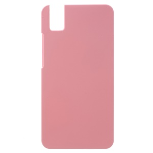 Rubberized Plastic Hard Case Accessory for Huawei ShotX / Honor 7i - Pink