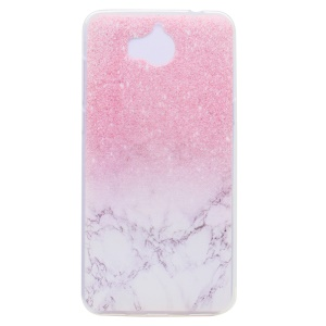 Pattern Printing TPU Soft Case for Huawei Y5 (2017) - Colorized Pattern
