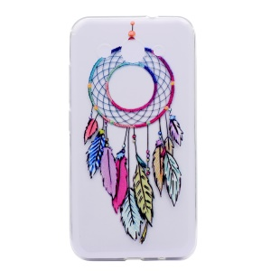 Ultra Thin Patterned Soft TPU Shell for Huawei Y3 (2017) - Dream Catcher