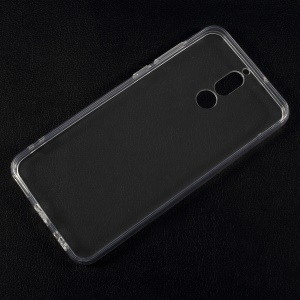 Transparent TPU + PC Hybrid Phone Case for Huawei Mate 10 Lite / nova 2i / Maimang 6