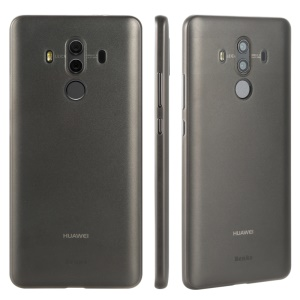 BENKS Mágico Lollipop 0,4 Mm Ultra Fino Mate Caso Móvel PP Para Huawei Mate 10 Pro - Preto