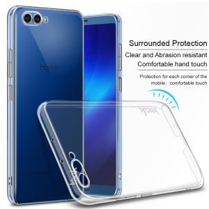 IMAK Crystal Case II Pro for Huawei Honor V10/View 10 Scratch-resistant Clear PC Hard Shell