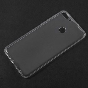 Ultra-Thin Soft Clear Transparent TPU Phone Case Accessory for Huawei P Smart / Enjoy 7S