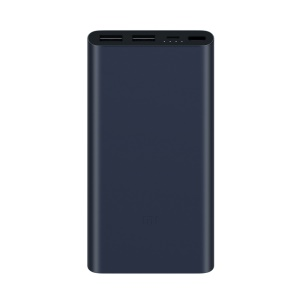 XIAOMI 10000mAh Power Bank 2 Portable External Mobile Power Battery for iPhone Samsung Xiaomi etc. - Black