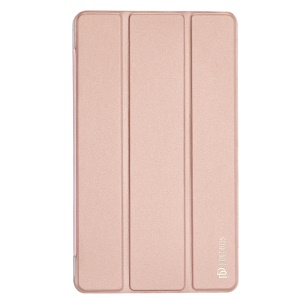 DUX DUCIS Skin Pro Series Tri-fold Stand Leather Cover for Huawei MediaPad T3 7.0 - Rose Gold
