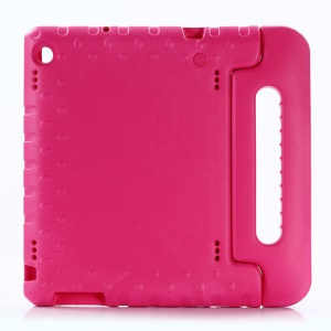 Shockproof Kids Friendly EVA Foam Cover with Kickstand for Huawei MediaPad M3 Lite 10 - Rose