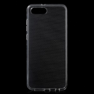 Transparent TPU Back Phone Case with Non-slip Inner for Huawei nova 2s