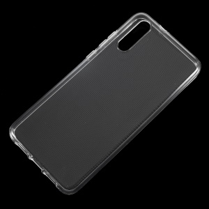 Transparent TPU Back Phone Case with Non-slip Inner for Huawei P20