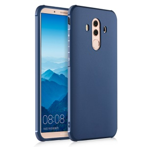 Wrapped Edges Drop-proof TPU Phone Casing for Huawei Mate 10 Pro - Blue