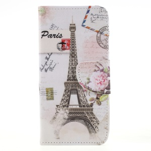 Eiffel Tower & Stamp