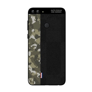 Army Green Camouflage / Black