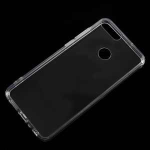 Crystal Clear Acrylic + Flexible TPU Hybrid Case Cover for Huawei Honor 9 Lite / 9 Youth Edition