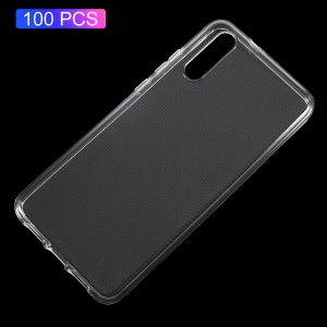 100Pcs/Set Clear TPU Case Cover with Non-slip Inner for Huawei P20