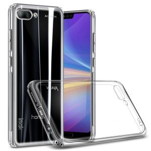 IMAK Anti-drop TPU Protection Cell Phone Case + Screen Protector for Huawei Honor 10