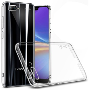 IMAK Crystal Case II Pro Scratch-resistant Clear PC Mobile Phone Cover Shell for Huawei Honor 10