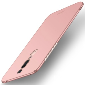 Rose Gold - MOFI Shield Ultra-thin Frosted Plastic Phone Case for Huawei Mate RS Porsche Design