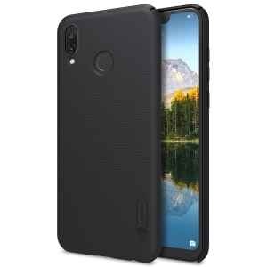 NILLKIN Super Frosted Shield PC Phone Case Cover for Huawei Honor Play - Black