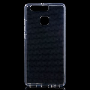 Glossy Soft TPU Case for Huawei P9 - Transparent