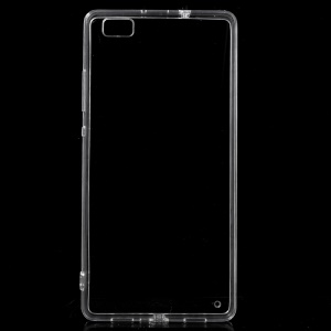Crystal Clear Acrylic + TPU Phone Case for Huawei Ascend P8 Lite