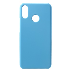b8e7ef3fff2ab0 Rubberized PC Case Cell Phone Cover for Huawei nova 3i / P Smart+ - Yellow -TVC-Mall.com