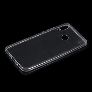 Ultra-thin TPU Crystal Clear Phone Shell Case for Huawei nova 3